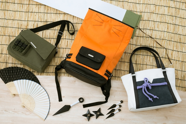 Believe it! Naruto Shippuden bags are the perfect accessory for every occasion