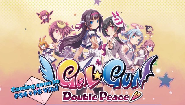 Gal Gun English collector's edition includes handy screen wipe shaped like girls' panties