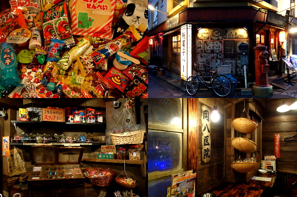 We go crazy for 500 yen all-you-can-eat sweets and snacks at Tokyo Dagashi Bar