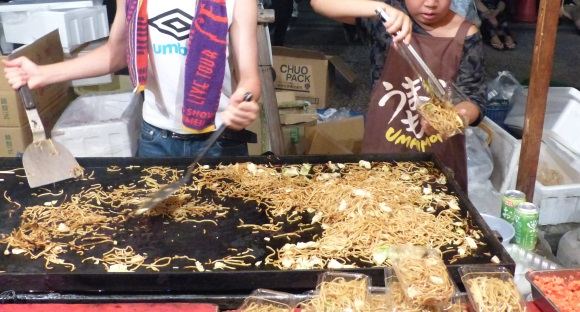 We take a close-up look at some Japanese street food found at summer festivals【Photos】
