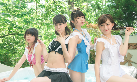 Japanese lingerie brand brings out new line of swimsuits for women with petite breasts
