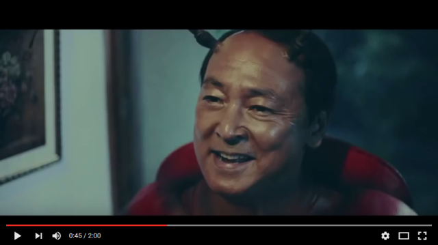 Hilarious commercial of father devoting life to becoming firefly has unbelievable twist 【Video】