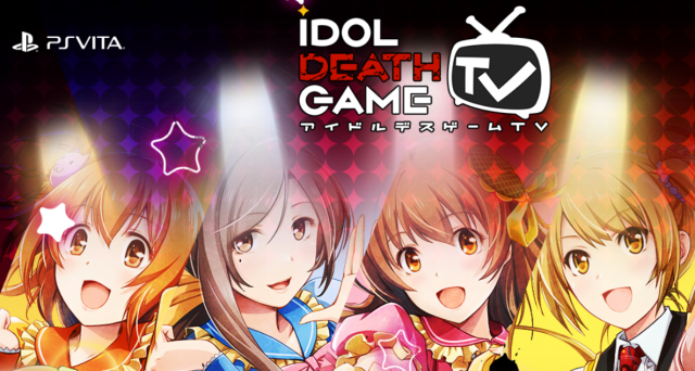 Upcoming Japanese video game has its idol singers dying, literally, to be the number one vocalist