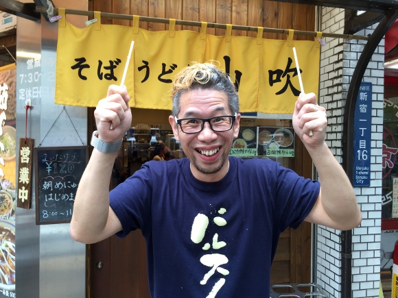 "【Mr. Sato Wisdom】""Anyone who doesn't take home their disposable chopsticks is a damn fool!"""