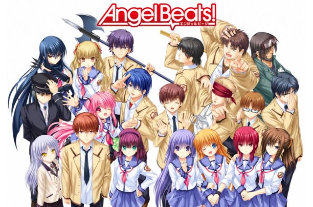 Angel Beats! anime's creator needs heart transplant