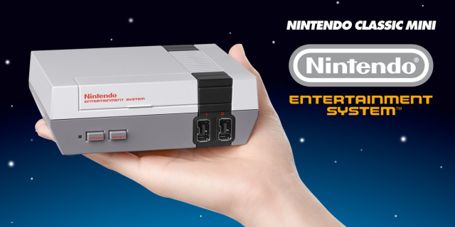 Nintendo announces awesome mini NES loaded with 30 games that attaches directly to your TV