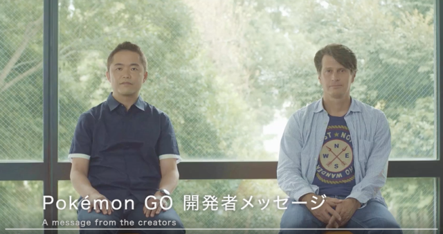Creators of Pokémon Go apologise for game's late arrival in video address to players in Japan