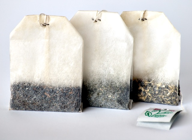Five life hacks from Japan to help combat those summertime ailments with used tea bags