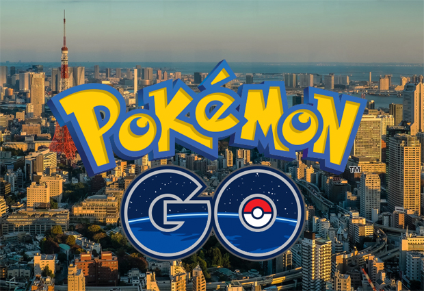 Japan GO! Pokémon GO finally available in Japan!