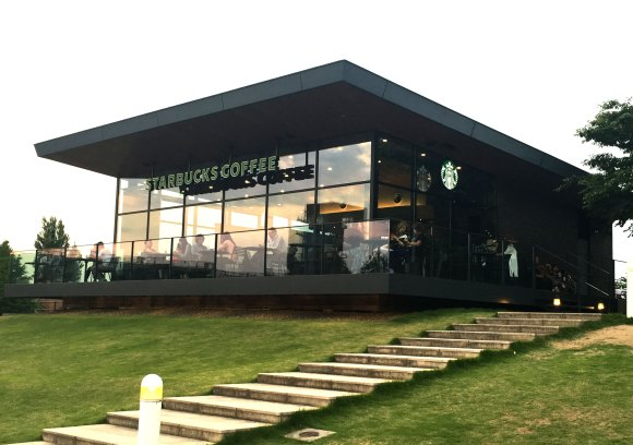 We visit Starbucks location in Japan that's been called the most beautiful in the world