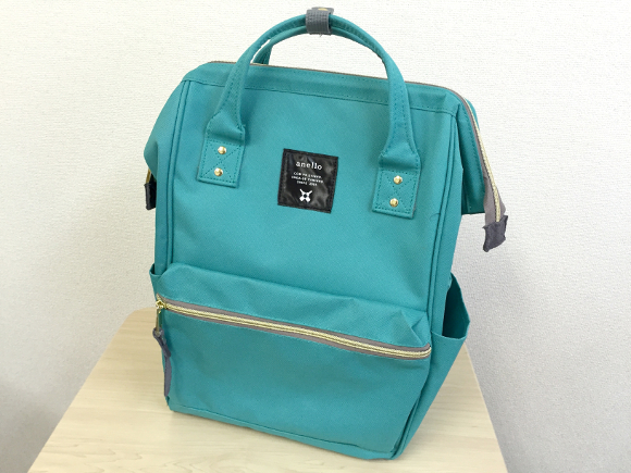 Looks are deceiving when it comes to these backpacks from anello, the new hot-item bags in Japan