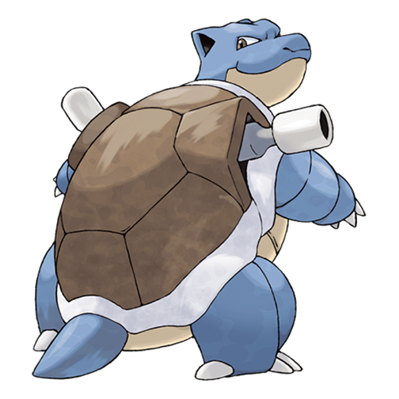 Japanese Twitter shows that the key to a long-lasting relationship is… Blastoise?!