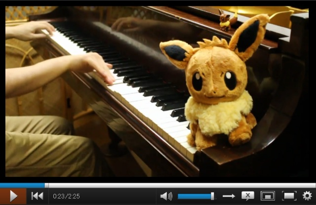 Pianist plays impressive arrangement of Pokémon background music, internet is awed【Video】