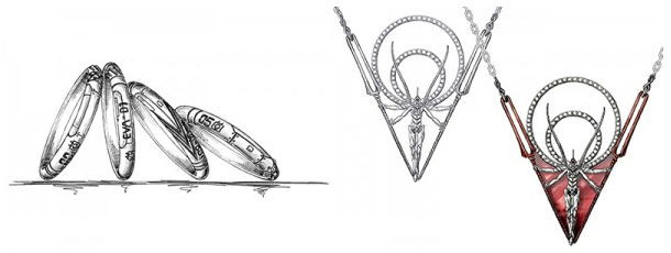The most elegant Evangelion jewelry in the world is coming soon!