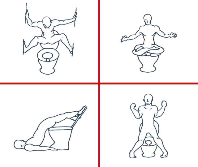 Japan's 48 Ways to Poop is here to uncork your colonic creativity 【Pictures】