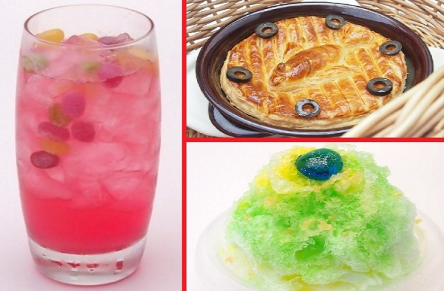 More fun and delicious treats make it to the Ghibli-themed menu of Tokyo art exhibit's cafe
