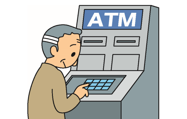 Elderly Japanese man keeps ATM PIN on paper in wallet, but it's the thieves who should be worried