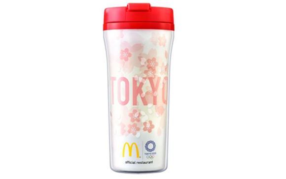 McDonald's Japan gets into the spirit of the games with new Tokyo 2020 Olympics tumblers