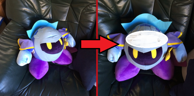 """Helpful"" Japanese parent gives Nintendo's Meta Knight a seriously weird makeover"