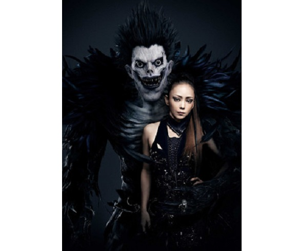 Namie Amuro Performs Theme Song, Insert Song for 2016 Death Note Film