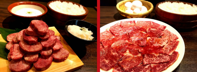 Tokyo restaurant ready to feed you and friends yakiniku all day long for under 10 bucks