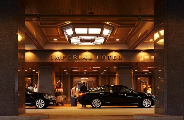How Tokyo's Imperial Hotel continues to captivate guests from around the world