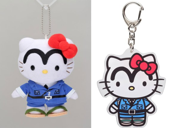 Hello Kitty gets busy again — this time collaborating with an iconic manga character!