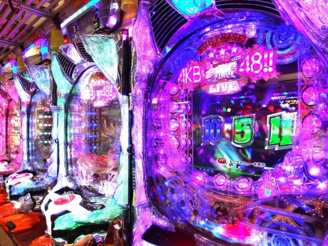 Evolving with the times – pachinko parlors in Japan are changing to better serve their clientele