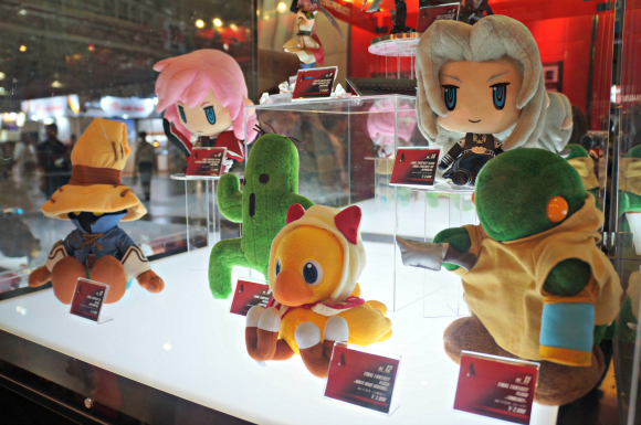 Take a look at Tokyo Game Show 2016's coolest merchandise!【Photos】