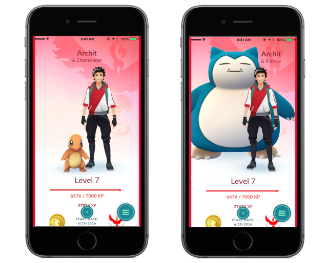 Pokémon Go to Add 'Buddy Pokémon' Feature