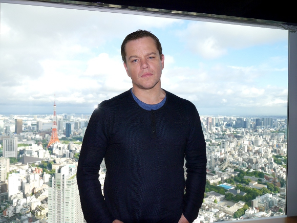 We talk to Matt Damon in Tokyo about films, Tommy Lee Jones and how to be cool like Jason Bourne