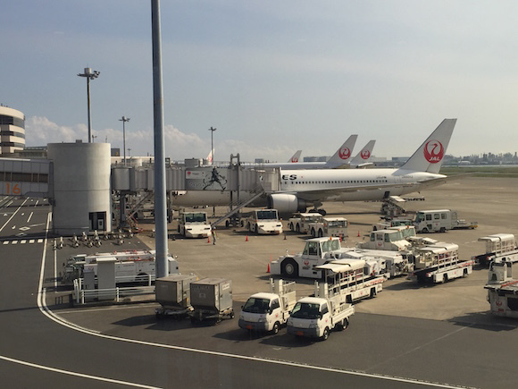 Wait, Tokyo's Haneda Airport is home to over three dozen different Pokémon GO species?!?