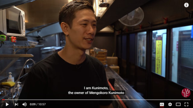 Take a peek behind the scenes of owning your own ramen restaurant【Video】