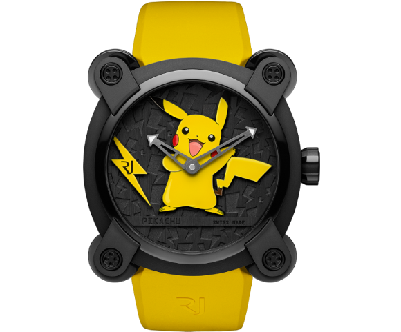 Swiss watchmaker releases new limited edition Pokémon watch priced at $20,000