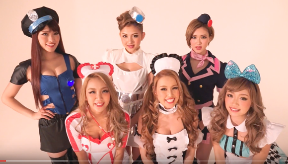 Cyber Japan releases new range of light-up costumes perfect for Halloween【Video】