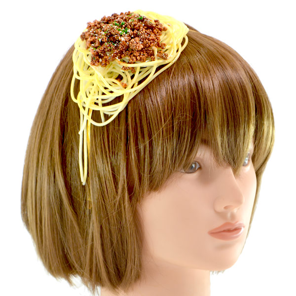 Love Japan's realistic fake food? Now you can wear it on your head as an accessory! 【Pics】