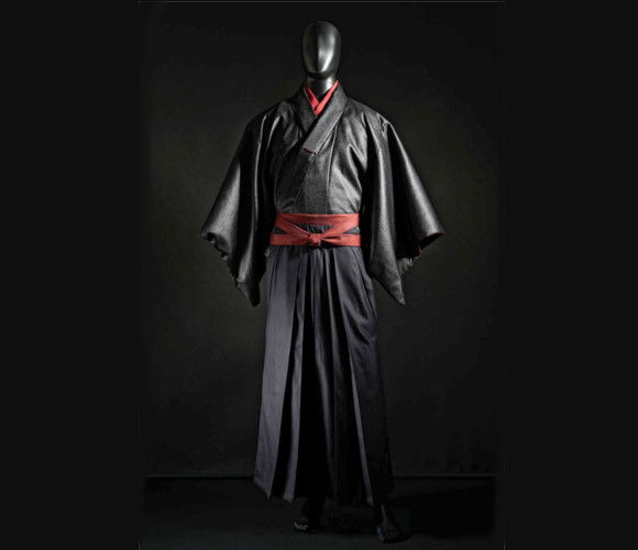 Japanese company creates range of stylish outfits for modern day samurai