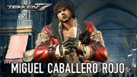 New Tekken 7 Video Reveals Miguel as Playable Character