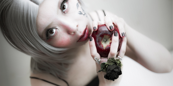 Japan's love-granting witchcraft apples on sale again just in time for Halloween