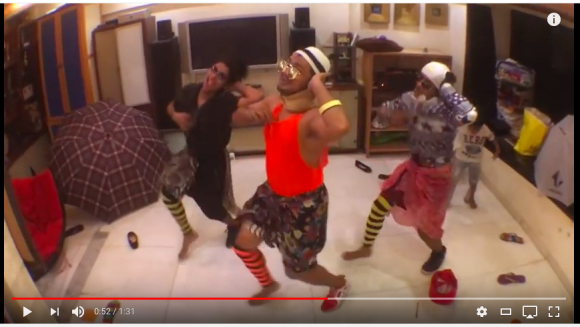Indian dance group creates amazing original cover of PPAP