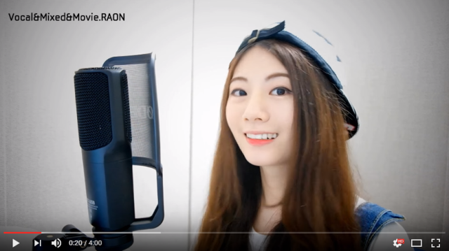 Korean YouTuber is a rising star thanks to her amazing J-pop covers【Video】