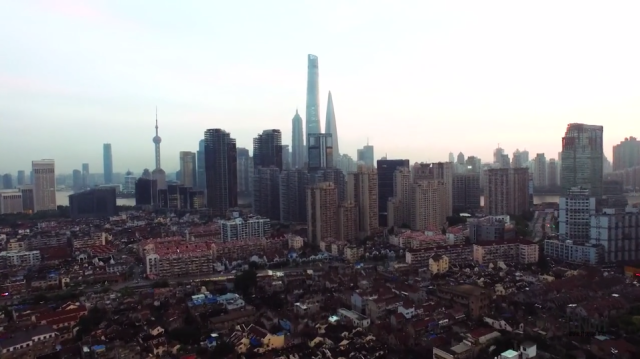 Short film sends you on dizzying journey showcasing the ordinary beauty of Shanghai【Video】