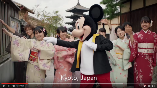 People all over the world wish Mickey Mouse a very happy 88th birthday!【Video】