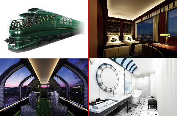 Japan Railways opening reservations for ridiculously luxurious Kyoto-west Japan sleeper train