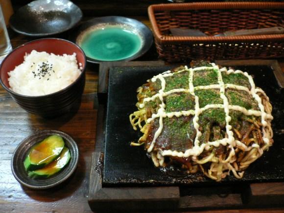modern_yaki_rice_and_tsukemono_by_hirotomo_in_osaka