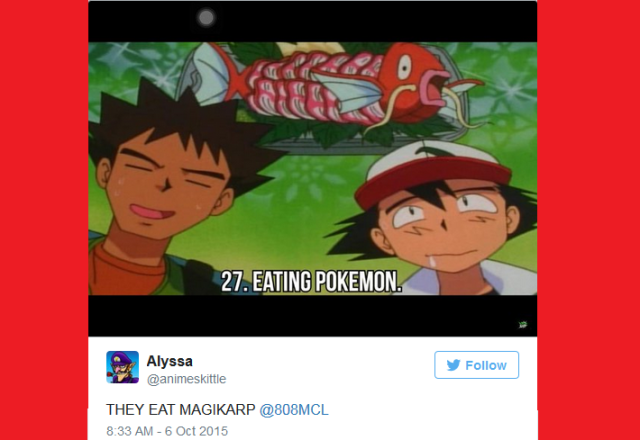 Japanese website ranks the top 10 most delicious-looking Pokémon… with a very unexpected #1