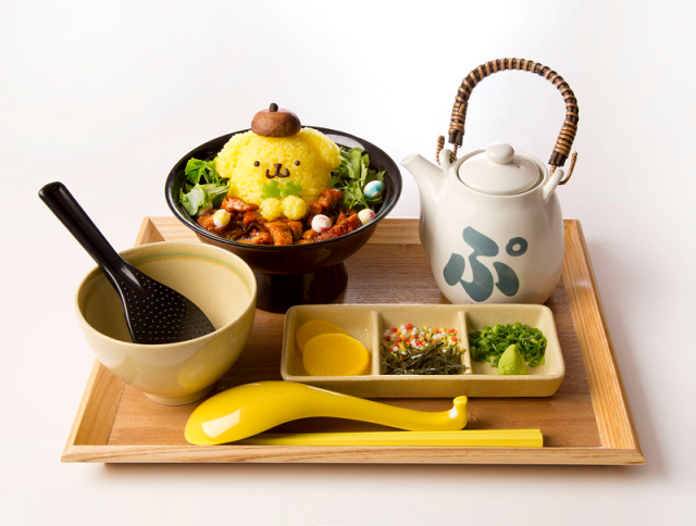 New Pompompurin Cafe opens with exclusive Japanese dishes modeled after the Sanrio star 【Pics】