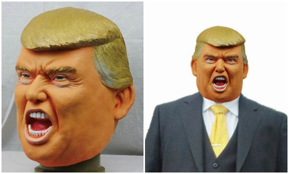 Trump masks sold out in Japan… but why? Japanese netizens weigh in with their reasons