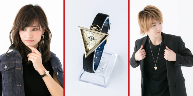 Yu-Gi-Oh! Millennium Puzzle wristwatch/pendant will help anime fans keep track of time in style