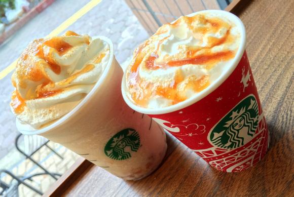 Starbucks Japan releases delicious baked apple drinks for the holiday season!【Taste Test】